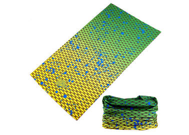 Cina Green Sports Outdoor Original Buff Headwear Untuk Panjat 25 * 50 CM Distributor