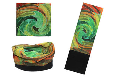 Cina Winter Polar Reversible Buff, Buff Bandana Polar 100% Poyester dan Fleece pabrik
