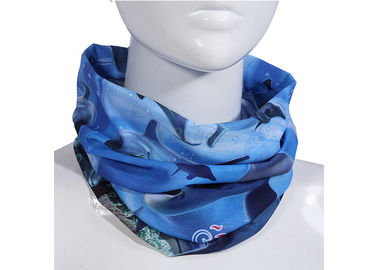 Cina Absorb Sweat Buff Neck Scarf Untuk Soccer Player, Breathable Football Uv Protection Buff pabrik